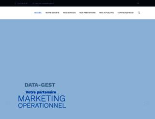 data-gest.fr screenshot