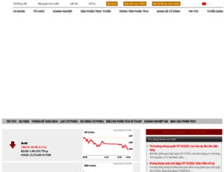 data.vdsc.com.vn screenshot