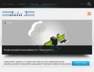 data3systems.com screenshot
