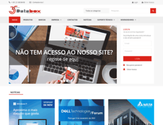 databox.pt screenshot