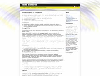 dataexpand.pl screenshot