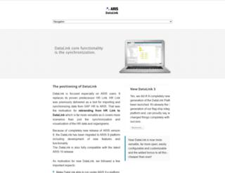 datalink.info screenshot