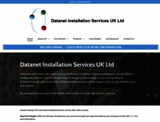 datanetuk.com screenshot