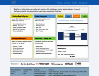 dataotuan.com screenshot