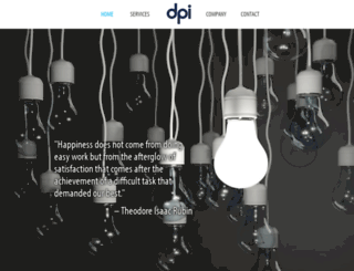 dataparadigm.com screenshot