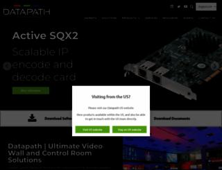 datapath.co.uk screenshot