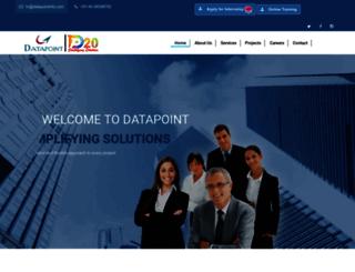 datapointinfo.com screenshot