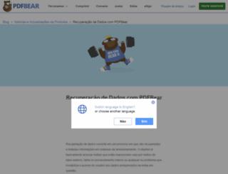 datarecovercenter.pt screenshot