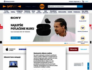 datart.sk screenshot