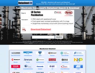 datasheet4u.net screenshot