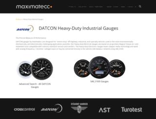datcon.com screenshot
