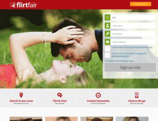 datebeach.com screenshot