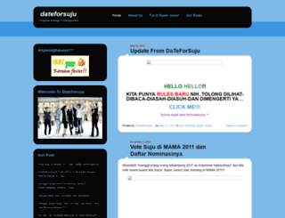dateforsuju.wordpress.com screenshot