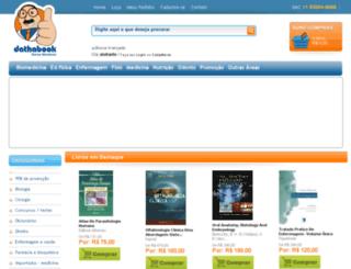 dathabook.com.br screenshot