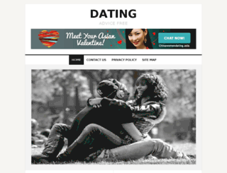 datingadvicefree.net screenshot