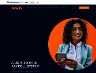 datis.com screenshot