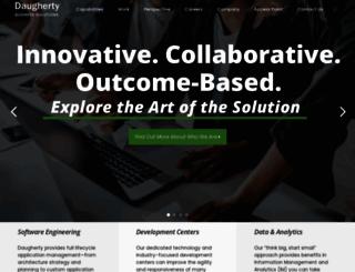 daugherty.com screenshot