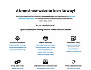 davaorealestate.net screenshot
