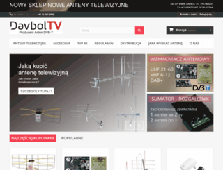 davbol.pl screenshot