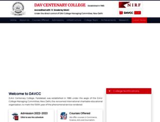 davccfbd.com screenshot