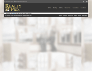 daveb.realtyproweb.com screenshot