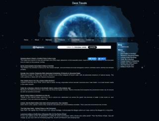 davetravels.webpin.com screenshot