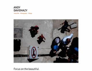 davidhazy.com screenshot