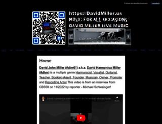 davidmiller.us screenshot