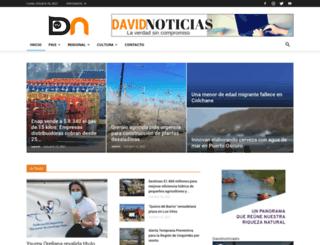 davidnoticias.cl screenshot