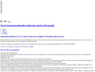 davidov3.blogia.com screenshot