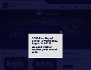 daviesskyschools.org screenshot