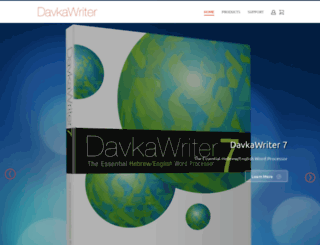 davkawriter.com screenshot