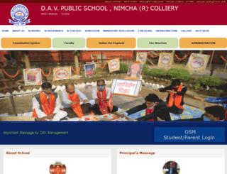 davnimcha.org screenshot