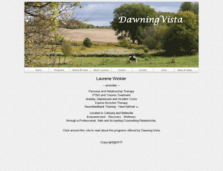 dawningvista.com screenshot
