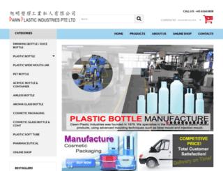 dawnplastic.com.sg screenshot