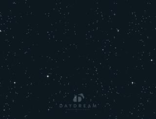 daydreamdesigns.co.uk screenshot