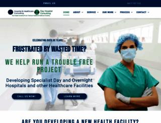 dayhospitalconsulting.com.au screenshot