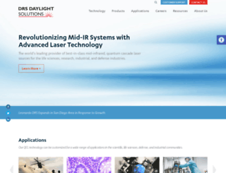 daylightsolutions.com screenshot