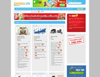 dayroi.vn screenshot