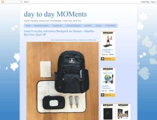 daytodaymoments.com screenshot