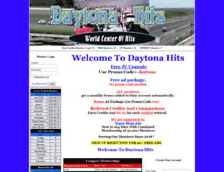 daytonahits.com screenshot