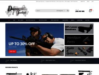 daytonatactical.com screenshot