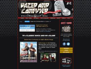 dazedonline.com screenshot