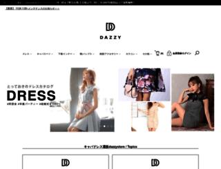 dazzystore.com screenshot