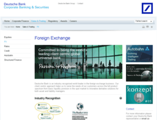 dbfx.com screenshot