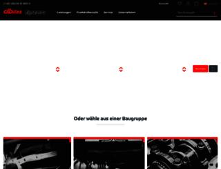 dbilas-dynamic.com screenshot
