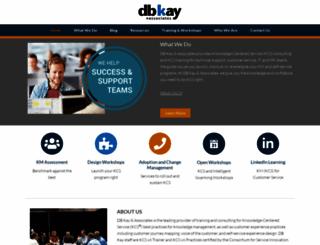 dbkay.com screenshot