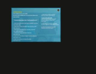 dbssse.in screenshot