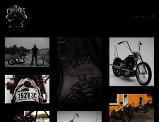 dc-choppers.com screenshot