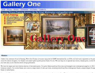 dc-galleryone.com screenshot